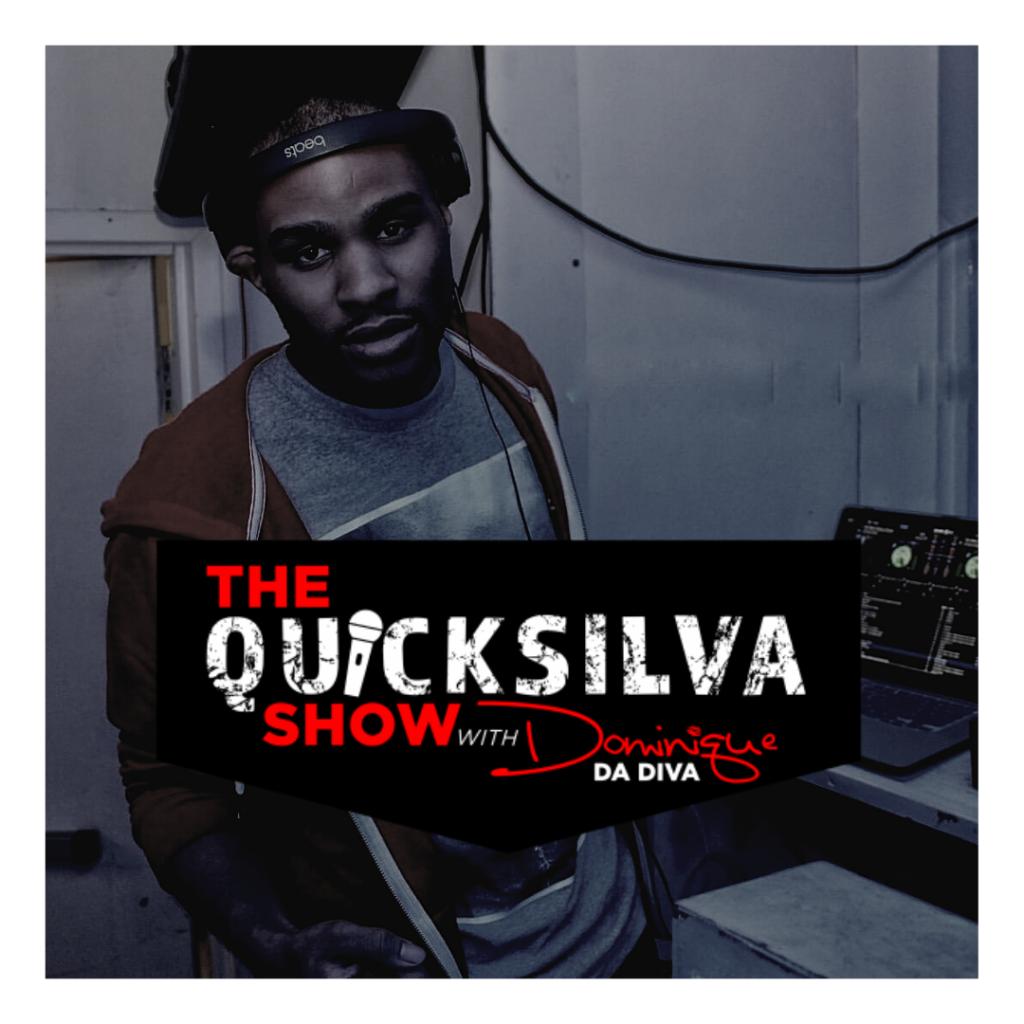 DJ Reece LIVE on QuickSilva Show with Dominique Da Diva 9 ...